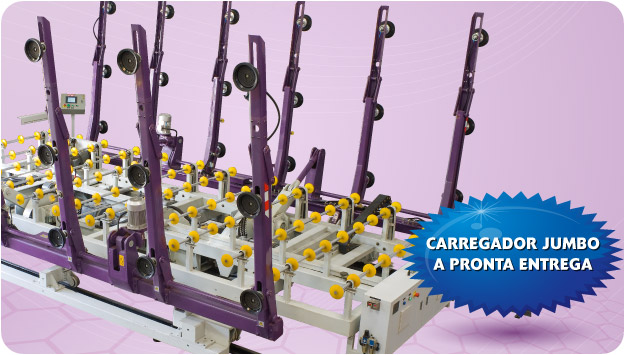 Carregador Jumbo USE-MAK